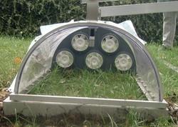 TUV – Tunnel-Verdunstungsmessgerät